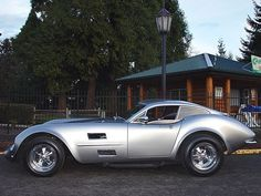Kit cars have always varied in quality and performance. It's just the price one has to pay when opting to b. Vintage Sports Cars, Cool Sports Cars, Classic Sports Cars, Sport Cars, Vintage Cars, Cool Cars, Classic Cars, Roadster, Us Cars