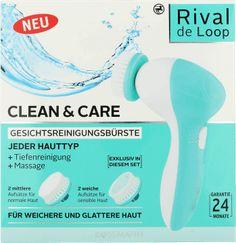 Szczoteczka do czyszczenia twarzy Rival de  Loop to zaawansowane narzędzie…