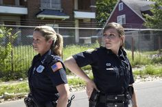 """Proof that even the smallest of women can kick your ass.  """"Police Women Of Memphis""""."""