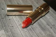 Clarins Fall 2016 Joli Rouge Lipstick in 742 joli rouge