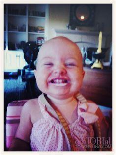 Hattie Cat   Tori Spelling's baby girl!!!!