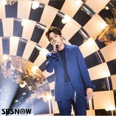 CN Blue : Jung Yong Hwa : SBS Now IG Update