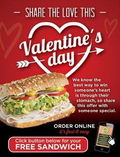 TOGO'S $$ Reminder: Coupon for FREE Regular Sandwich With Purchase – Expires SUNDAY (2/22)!