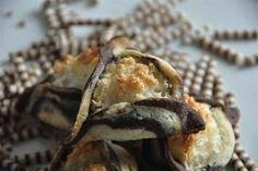 Marble Coconut Hamantaschen