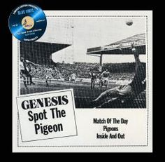 Who ventured out to their favorite brick & mortar store for Record Store Day? Did anyone pick up the re-issue of Genesis' Spot the Pigeon on cool blue colored vinyl?