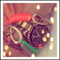 bracelets by gigglosophy