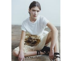 Photo's By Clare Shilland Styled By Diana Lunt Hair By Kenna Kennaland Russh Magazine