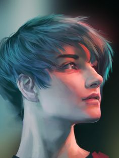 kexin Zhang - Amazing Handsome Boy Photos - Most Handsome Boys in the world Digital Art Girl, Digital Portrait, Portrait Art, Cute Anime Boy, Anime Art Girl, Character Inspiration, Character Art, Anime Boy Zeichnung, Handsome Anime Guys