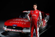 Ryan Reed Puts Type 1 in the Spotlight at the Lilly Diabetes 250 ...