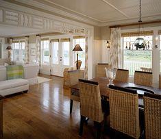 Coastal Interiors. Coastal Interior Ideas. Classic beach house with coastal interiors. #CoastalInteriors. #NauticalInteriors