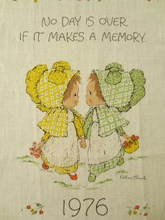 Vintage Cards, Vintage Tea, Hallmark Greeting Cards, Vintage Calendar, Clark Art, Linen Spray, Childhood Days, Holly Hobbie, Word Pictures