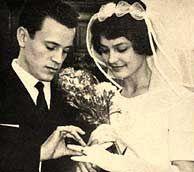 Татьяна Судец и Анатолий Грушин. 1965