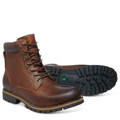 Timberland - Earthkeepers® Rugged 6-Inch WP Plain Toe Boot Herren