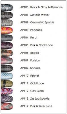 opi nail apps