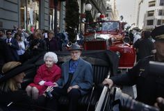 """""""There are only 2 people still living from the April 18th, 1906 earthquake in San Francisco. Today, in 2012, on the same date, they sit together, holding hands.""""  This is amazing!  There are two survivors of the 1906 earthquake still alive and the last Titanic survivor died in 2010.  She was 2 months old in April 1912!"""
