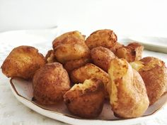 A Colombian fried snack that is bound to become your new favorite dessert.