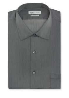 Van Heusen  Big  Tall Wrinkle Free Dress Shirt