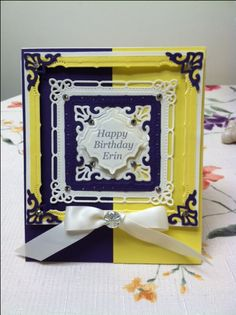 birthday Spellbinders