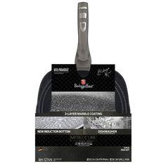 Set 3 tigai marmorate straturi) Carbon Metalic Line Berlinger Haus BH Walkie Talkie, Dishwasher, Metal, Bra Tops, House, Dishwashers, Metals