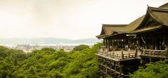Kiyomizu Temple, the Eiffel Tower of Kyoto