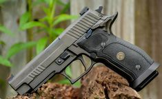 Sig Sauer P226 SAO Legion Series - The pistol to have if you could only have one.