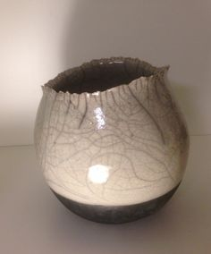 #Raku made by #KroezeDezign at Odder Højskole 2014 #keramik #ceramic