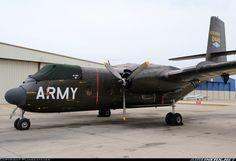De Havilland Canada C-7B Caribou (CV-2B/DHC-4A)
