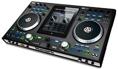 Pro DJ Controller for iPad