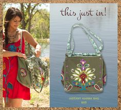 Instant Karma Bag!! need.this <3