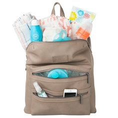 Honest backpack diaper bag. I would really like to get this for the next baby.