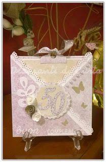 Diamanti di Carta: Card per 50 anni!!!