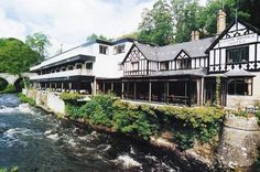 Chain Bridge Hotel, North Wales   The Chainbridge Hotel, Llangollen, Denbighshire, LL20 8BS  http://www.chainbridgehotel.com/gallery-