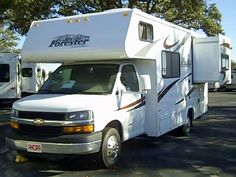 The Forester Class C motorhome offers comfortable floor plans with spacious interior living, well-appointed decors, and several slide-out floor plan options.  http://www.buyandsellrvs.com/rv/for-sale/1115908/