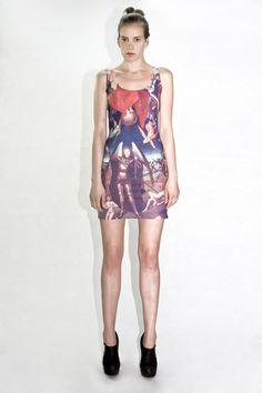 Mr. GUGU & Miss GO :: DRESSES :: Judgement dress