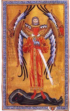 Artwork by Hildegard of Bingen