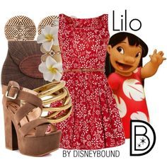 """Lilo"" by leslieakay on Polyvore"