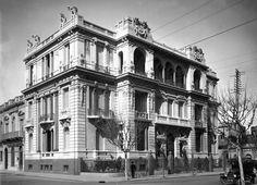 Montevideo Antiguo - Palacio Piria, hoy la Suprema Corte de Justicia- Montevideo, Uruguay
