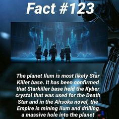 OMG // Star Wars Facts