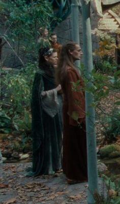 Rivendell elves