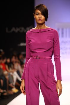 Lakmé Fashion Week – Sailex LFW WF 2013 #absoluteroyal #lakmefw