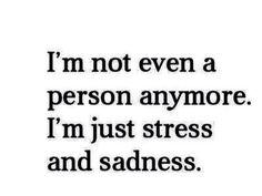 "millemii: ""I am so stressed and sad. """