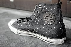 Converse All Star Rock Craftsmanship 2013: Chuck Taylor Studded