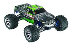 Traxxas 53097 Revo Nitro-Powered Monster Truck Ready-To-Race Trucks Scale), Colors May Vary NEW TQi Radio System with Traxxas Link Wireless Module Factory Installed Telemetry Sensors OptiDrive Reversing Transmission Best Remote Control Helicopter, Remote Control Cars, Radio Control, Rc Cars And Trucks, 1 10 Scale, Monster Trucks, Monster 2, Bluetooth, Racing