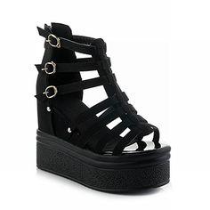 Carol Shoes Fashion Women's Buckle Gladiator Style Charms... http://www.amazon.com/dp/B00W32CEY8/ref=cm_sw_r_pi_dp_cLpsxb0STNKJY