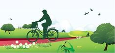 Use Electric Bikes and Save Nature