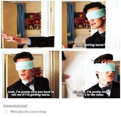 Doctor Who I just love the fact that he's a 900 year old basically all powerful being and he fell for this!!❤