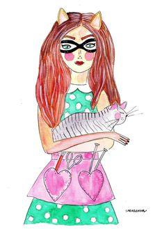 Crafterella guest art by SaraRRocha