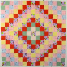 Pink Doxies: One Patch Layouts & Improv Charity Quilts Sewing Ideas, Sewing Projects, Patch Quilt, Design Your Own, Charity, Layouts, Patches, Quilting, Scrap