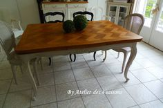 atelierdes4saisons.fr | Tables