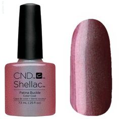 CND Shellac Patina Buckle.... Trending this week at Eve's Apple Therapeutic Day Spa